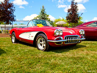 My 1960 Corvette - I've owned since 1983