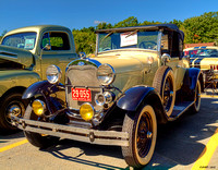 1929 Model A reproduction (Shay Reproductions)