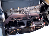 1912 Metz 22 engine