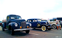 1947 International K81 & 1933 Chevrolet Master