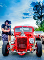 5 Window hot rod coupe