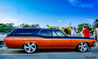 1972 Chevy Chevelle SS station wagon