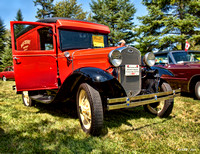 1931 Ford Model A delivery truck
