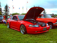 2000's Ford Mustang