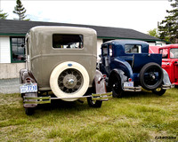 1930 Ford & 1928 Ford Model A's