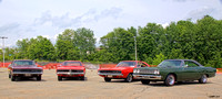 1968, 69, 68 Dodge Chargers & 68 Plymouth Roadrunner