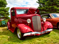 1934 Chevy Pickup hot rod