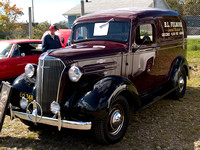 1937 Chevrolet Panel Delivery