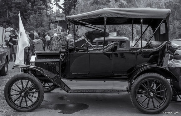 1915 Ford Model T from Preque Isle, Maine