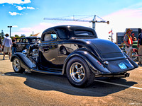 1934 Ford Coupe hotrod...