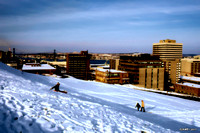 Snowplay on Citadel Hill (circa 1970's)