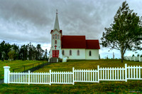 St. Peter's Anglican Church, Murphy Cove, NS