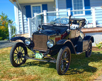 1917 Model T Ford